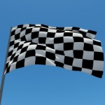 apply to volunteer - a win-win situation - highlighted by a picture of a winner's flag