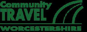 Community Travel Worcestershire - logo of the community transport consortium