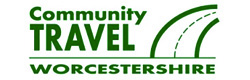Community Travel Worcesershire - logo of the community transport consortium